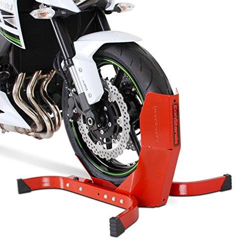 motorcycle wheel chock for harley davidson sportster forty. Black Bedroom Furniture Sets. Home Design Ideas