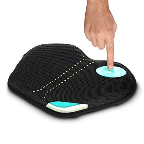 gel seat cushion vespa gts 300 tourtecs l. Black Bedroom Furniture Sets. Home Design Ideas