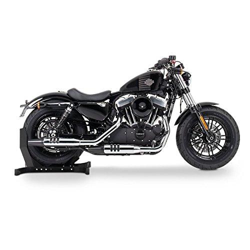 Constands Easy Plus Motorcycle Stand For Harley Davidson Street Glide Special Black Matt Paddock Front Wheel Chock Transport Motorbike Rocker