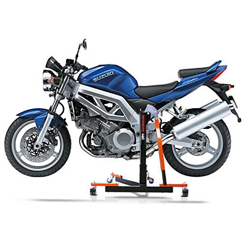Center Paddock Stand Lift Constands Power Evo Suzuki Sv